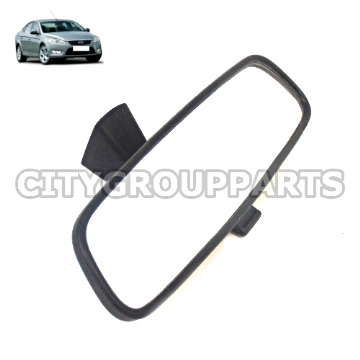 GENUINE FORD MONDEO MODELS 2007 TO 2015 SLIDE ON REAR VIEW INTERIOR MIRROR GLASS